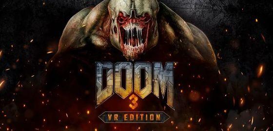 둠3의 재림, PS VR로 출시되는 신작 6종