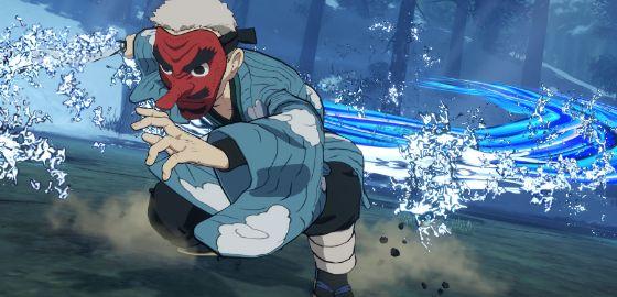 귀멸의 칼날 히노카미 혈풍담, 우로코다키