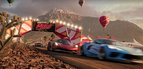 올해 주인공은 Xbox와 '포르자 호라이즌 5'