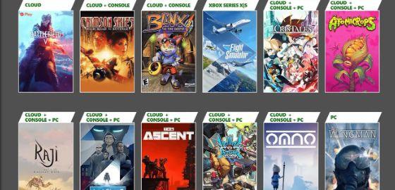 7월 하순까지 Xbox 게임 패스 합류 타이틀