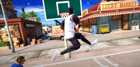 한층 진화한 길거리 농구, 프리스타일2: RF