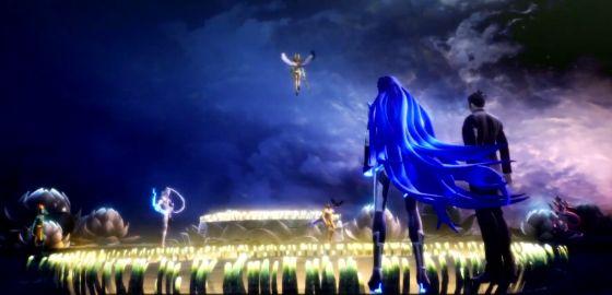 진·여신전생5, 스토리에 관여하는 악마들